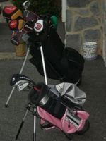 Babu's clubs and Ainsley's clubs